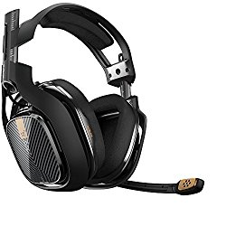 ASTRO Gaming A40 TR Gaming Headset – Black – Xbox One, PS4, PC
