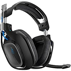 ASTRO Gaming A50 PS4 – Black (2014 model)