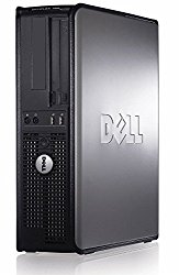 Dell Optiplex SFF Business High Performance Desktop Computer PC (Intel Dual-Core Processor up to 2.5GHz, 8GB DDR3 Memory, 1TB HDD, DVDRW, Windows Professional) (Certified Refurbished)