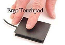 Ergonomic Touchpad