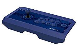 HORI Real Arcade Pro 4 Kai (Blue) for PlayStation 4, PlayStation 3, and PC – PlayStation 4