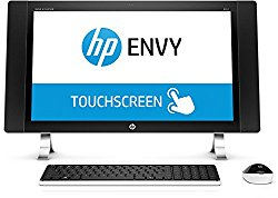 HP ENVY 24-n014 All-In-One Desktop PC – Intel Core i5-6400T 2.2GHz 8GB 1TB Windows 10 Home (Certified Refurbished)