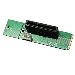M.2 (NGFF) SSD to PCI-e Express 4X Adapter