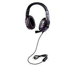 Picozon 3.5mm Plug Gaming Headset Headphone with Microphone for PS4, Playstation Vita, Mac, Laptop, Tablet, Computer, Mobile Phones