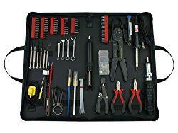 Rosewill 90 Piece Professional Computer Tool Kit Components Other RTK-090 Black