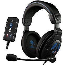 Turtle Beach – Ear Force PX22 Universal Amplified Gaming Headset – PS3, Xbox 360, PC