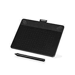 Wacom Intuos Art Pen and Touch digital graphics, drawing & painting tablet