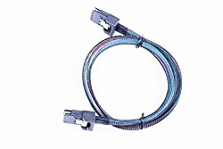 XINY Internal Mini-SAS to Internal Mini-SAS Cable SFF-8087 36Pin 1.64ft(0.5m)Server cable