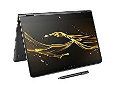 Newest HP Spectre x360-15t Quad Core(8th Gen. Intel i7-8550U, 16GB DDR4, 1 TB PCIe NVMe SSD, 4K IPS eDP 3840×2160, NVIDIA GeForce GDDR5, Windows 10 Ink) Bang & Olufsen 15.6″ 2-in-1 Convertible Stylus