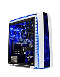 [GAMER'S CHOICE] SkyTech Archangel II Gaming Computer Desktop PC AMD Ryzen 5 1400,GTX 1060 3GB, 1TB HDD,16 GB DDR4, WINDOWS 10 Home