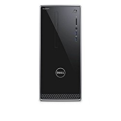 Dell Inspiron i3668 Desktop – 7th Generation Intel Core i7-7700 Processor up to 4.2 GHz, 8GB DDR4 Memory, 512GB Solid State Drive, 2GB Nvidia Geforce GT 1030, DVD Burner, Windows 10 Pro