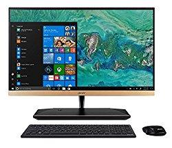 Acer Aspire S24-880-UR12 AIO Desktop, 23.8″ Full HD, Intel Core i5-8250U, 12GB DDR4, 1TB HDD, Qi Wireless Charging Base, Windows 10 Home