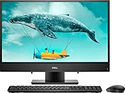 Dell Inspiron 3477 23.8″ FHD LED-LCD Narrow Border Touch Screen All in One (AIO) Computer, Intel i5-7200U, 8GB DDR4, 1TB HDD, Intel HD Graphics 620, WiFi, Bluetooth, Waves MaxxAudioR Pro, Windows 10