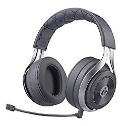 LucidSound LS31 Wireless Gaming Headset for Xbox One, PS4 – Wireless Surround Sound Headphones for Xbox One – Works Wired with Nintendo Switch, PC, Mac, Ipad, iOS, Android – Xbox One