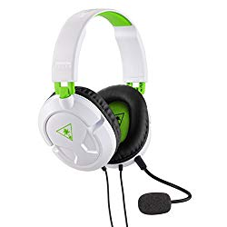 Turtle Beach – Recon 50X White Stereo Gaming Headset – PS4 – Xbox One