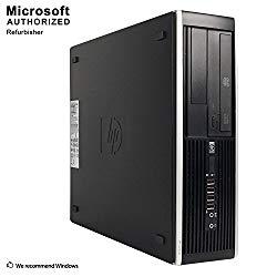 2019 HP Compaq Pro SFF Business PC,AMD A6-5400B 3.6G, 12G DDR3, 2T HDD, DVDRW, WiFi, BT 4.0, VGA, DP, Win 10 64 Bit-Multi Language(Certified Refurbished)