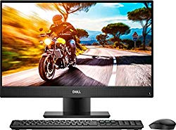 Dell Inspiron High Performance 23.8″ Full HD Touch-Screen All-in-One (AIO) Desktop, Intel Core i7-8700T 2.4GHz up to 4.0GHz, 12GB DDR4, 1TB HDD, 802.11 ac, Bluetooth, Webcam, HDMI, Windows 10, Silver