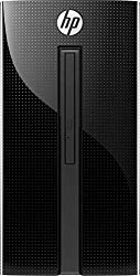 2019 HP 460 Desktop Computer, Intel i7-7700T Quad-Core up to 3.8GHz, 32GB DDR4 RAM, 1TB 7200rpm HDD + 256GB PCIe SSD, DVDRW, 802.11ac WiFi, Bluetooth 4.2, USB 3.1, HDMI, Keyboard and Mouse, Windows 10