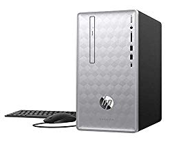 2019 HP Pavilion 590 Desktop Computer/ 8th Gen Intel Hexa-Core i5-8400 up to 4.0GHz/ 8GB DDR4 RAM/ 1TB HDD + 512GB SSD/DVDRW/GeForce GTX 1050 2GB/ AC WiFi/Bluetooth 4.2/ Windows 10