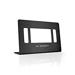 AC Infinity Black Controller Stand, Replacement Frame for Controller 2 and 8