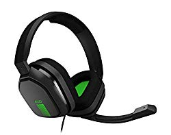 ASTRO Gaming A10 Gaming Headset – Green/Black – Xbox One (Renewed)
