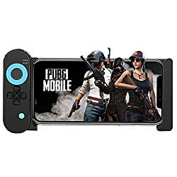 Bigaint FociPow Mobile Game Controller,ipega Wireless Controller for Android iOS Multimedia Gamepad Compatible with iOS Android Smartphone Tablet