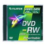 Fujifilm–1x DVD-RW 4.7GB