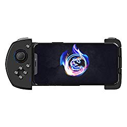 GameSir G6s Mobile Game Controller, Dual Vibrating Motor One-Handed Wireless Gaming Controller, Bluetooth Gamepad with Joystick for iPhone CODM/PUBG/ROS
