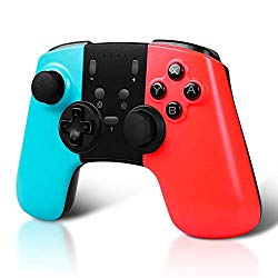 Pro Wireless Controller for Switch, STOGA PC Controller Compatible with Nintendo Switch Pro Game Controller for Windows PC