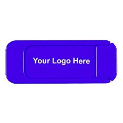 Webcam Cover – Purple TK – 150 Quantity – $1.27 Each – Promotional Product/Bulk / with Your Customized Branding