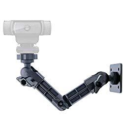 Webcam Wall Mount, Logitech C920 Stand for Logitech C922x C920 C930e C922 C930 C615, Brio 4K,C925e – Acetaken