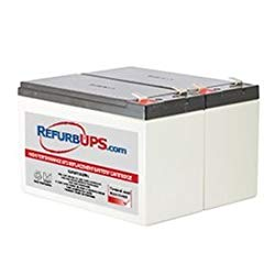 APC Back-UPS XS 900 R (BX900R) Compatible Replacement Battery Kit