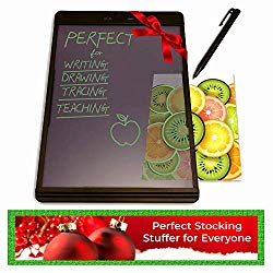 Boogie Board Writing Tablet | Learning Resources Homeschool Supplies | Great for Note Taking Drawing Pad Feels Just Like Paper and Pencil | Blackboard Letter 8.5×11