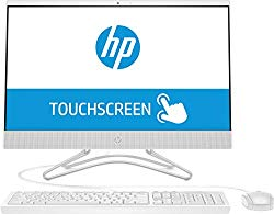 HP 24-F0051 23.8 Full HD Touchscreen Intel Pentium 8GB 1TB HDD All in One PC