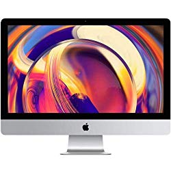 Apple 27″ iMac Retina 5K Display, 3.0GHz 6-core Intel Core i5, 16GB RAM, 512GB SSD, Radeon Pro 570X 4GB (2019)