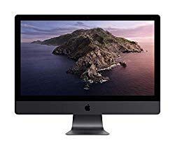 Apple iMac Pro (27-inch Retina 5K display, 3.2GHz 8-core Intel Xeon W, 32GB RAM, 1TB SSD) – Space Gray