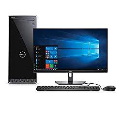 Dell Inspiron 3670 Desktop + SE2719 Full HD IPS Monititor Bundle | Intel Core i5-8400 2.8GHz, 6 Core | 12GB DDR4 | 1TB HDD+16GB Optane SSD Memory | DVD/RW | WiFi+Bluetooth, HDMI | Windows 10 Home
