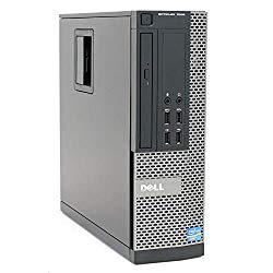 Dell Optiplex 7010 SFF Desktop PC – Intel Core i5-3470 3.2GHz 8GB 250GB DVD Windows 10 Pro (Renewed)