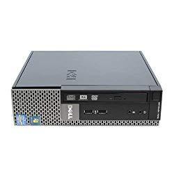 Dell OptiPlex 7010 Ultra Small Form Factor Desktop PC – Intel Core i5-3470S 2.9GHz, 8GB, 240GB SSD, Windows 10 Professional (Renewed)