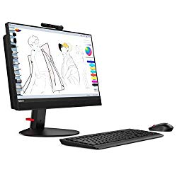 Lenovo AIO 22-inch m820z Desktop 1TB SSD (Intel Core i5-8400T Processor with Turbo Boost to 3.30GHz, 16 GB RAM, 1 TB SSD, 21.5-inch FHD LED, Win 10 Pro) ThinkCentre All-in-One PC Computer