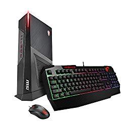 MSI Trident 3 9SI-447US (i7-9700F, 16GB RAM, 512GB NVMe SSD, NVIDIA GTX1660Ti 6GB, Windows 10) Gaming Desktop